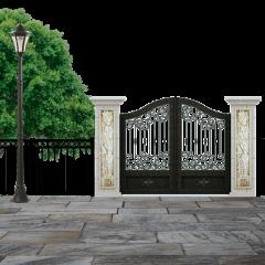 השער שמגן על החניה שלכם