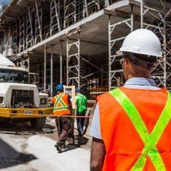 גידור אתרי בנייה
