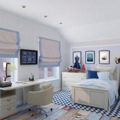 עיצוב חדרי ילדים – ממלכה קטנה