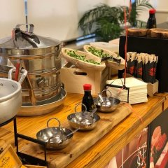 דוכני מזון לכל אירוע